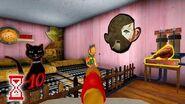 Куриный двигатель Добыл второй кусочек маски Evil Nun 1.1