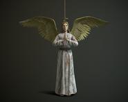 ENBM Holly Statue Model