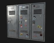 ENBM Lockers Model