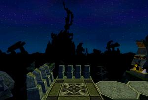 Cortex Island - Ruins