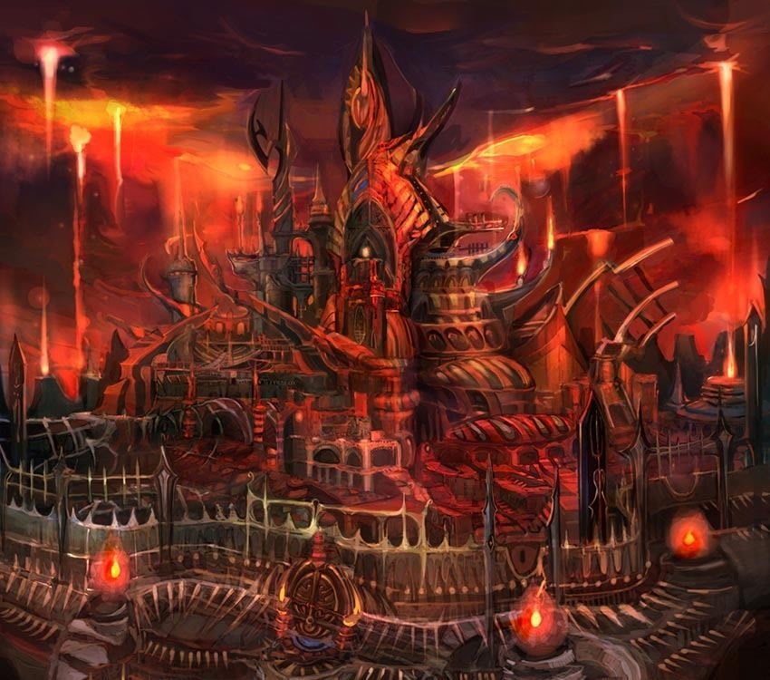 Underworld Castle