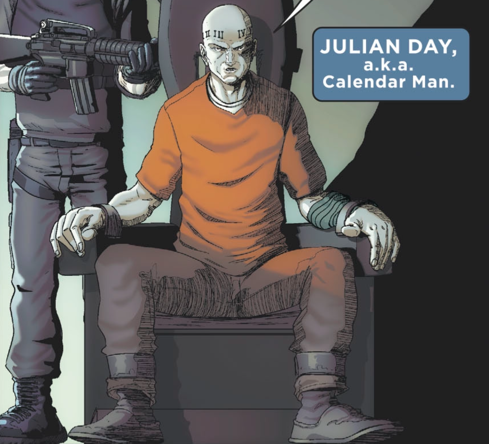 Calendar Man (DC)