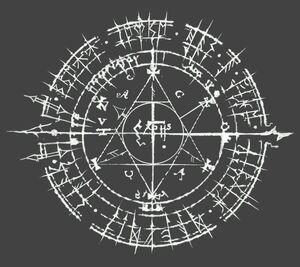 Seal of the Gozerian Alphabet
