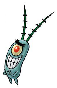 Plankton the Plankton Menace