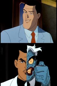 Harvey Dent aka Two-Face