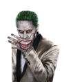 Joker suicide squad png by messypandas-dabboyq