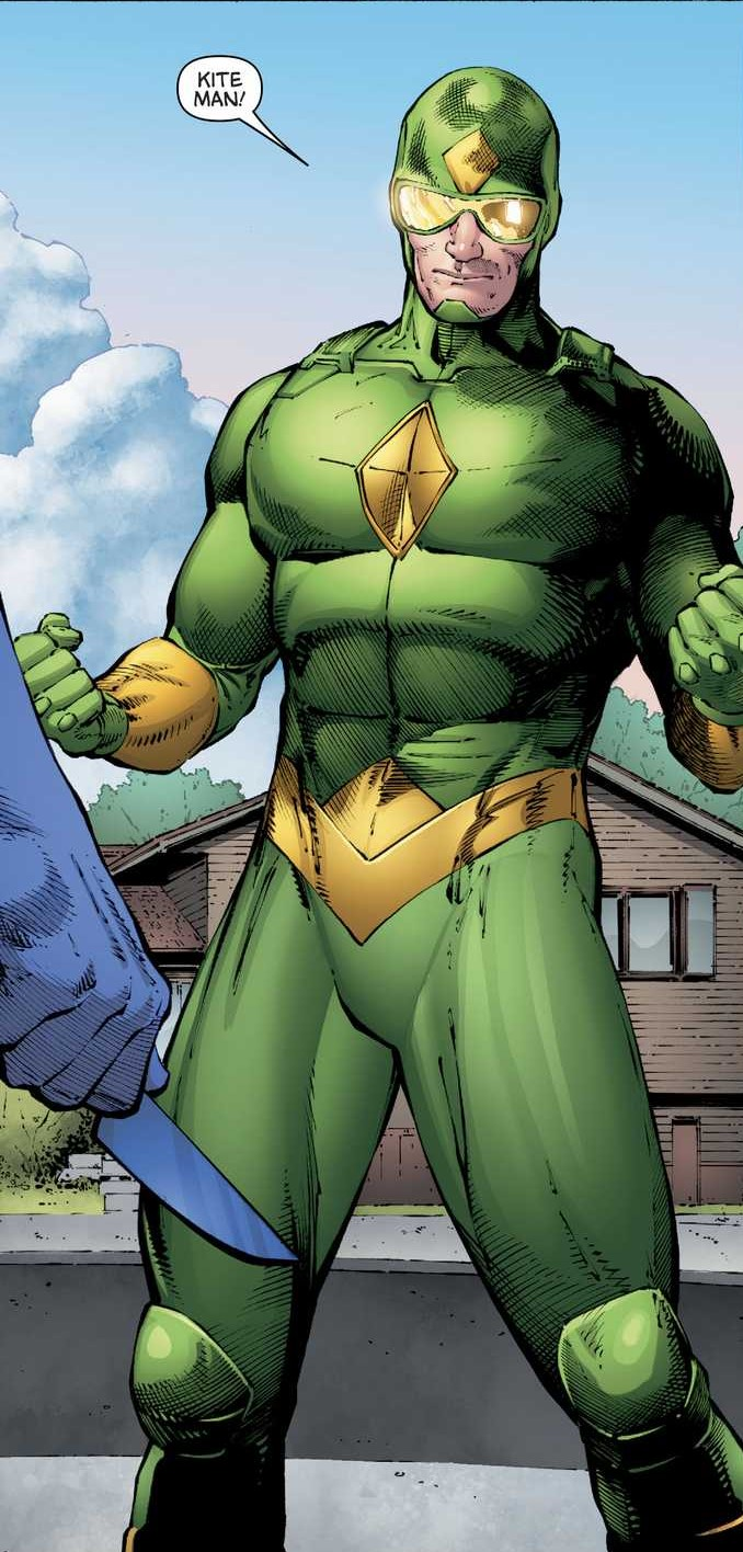 Kite-Man (DC)