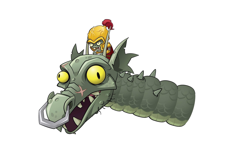 Zombot Dark Dragon
