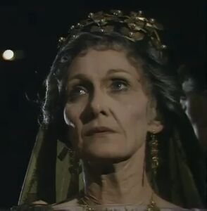 Livia (Siân Phillips as)
