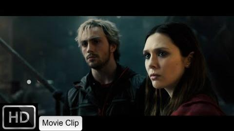 Avengers Age of Ultron - Quicksilver and Scarlet Witch Join Ultron HD Full