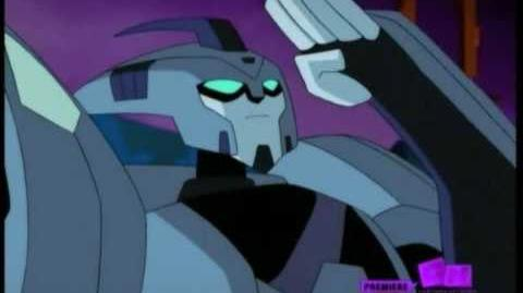 Transformers Animated The End of Blurr