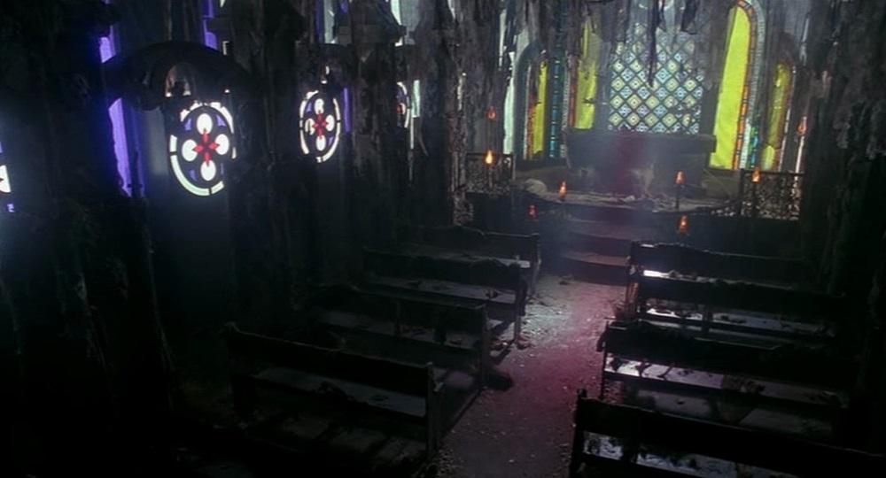 Nightmare Church