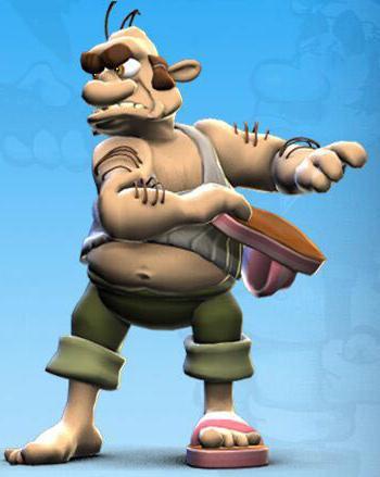 Pan Rottweiler