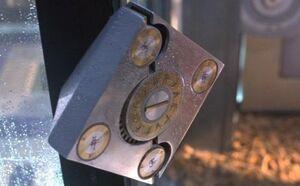 Basileus Machine Lock
