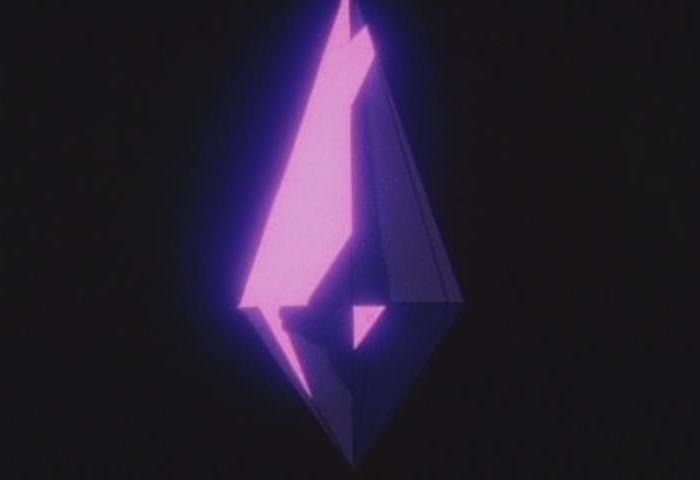 Evil Black Crystal