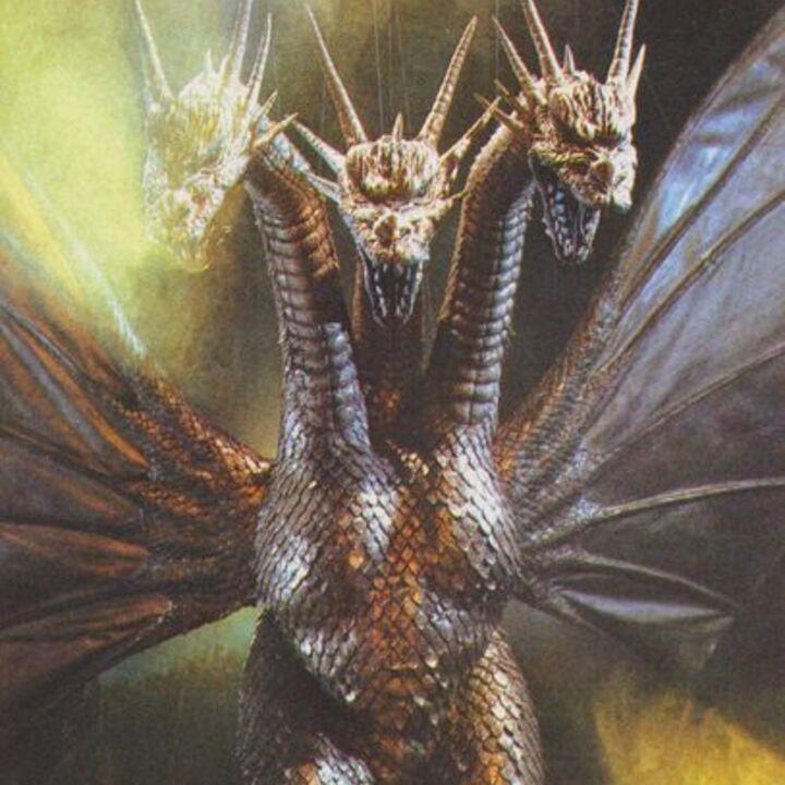 Król Ghidorah (Heisei)