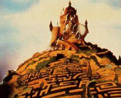 The Labyrinth's Castle