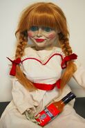 Abigail the Crazy Doll