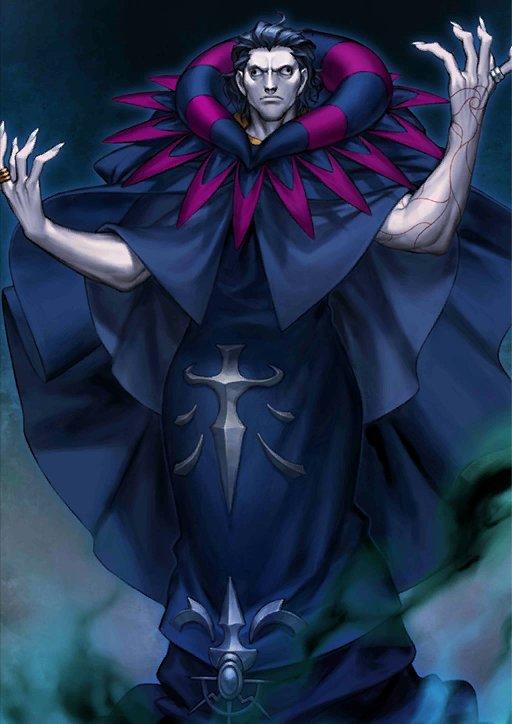 Zaklinacz (Fate/Zero)