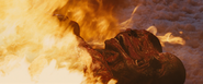 Split-Face burned - The Thing (2011)