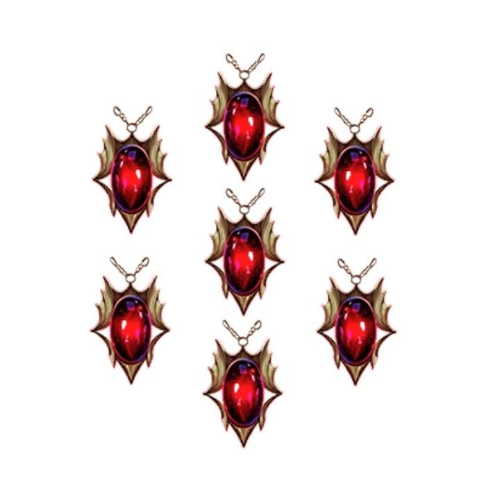 Moroi Crystals
