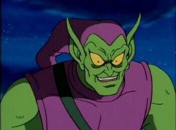 Zielony Goblin