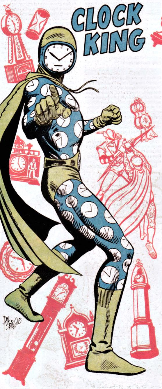 Clock King (DC)