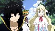 Fairy Tail Mavis confronts Zeref English Dubbed