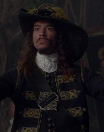 Hiszpan (Piraci z Karaibów)