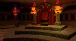 King Ripto's Throne Room