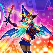 The Chocolate Magician Girl