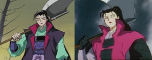 Garamaru and Gatenmaru