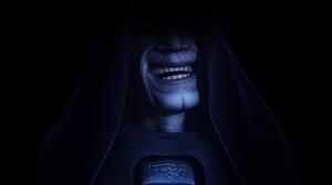The Emperor's evil laugh