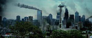 Apocalyptic Seattle