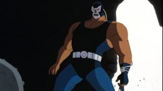 Bane the animated series