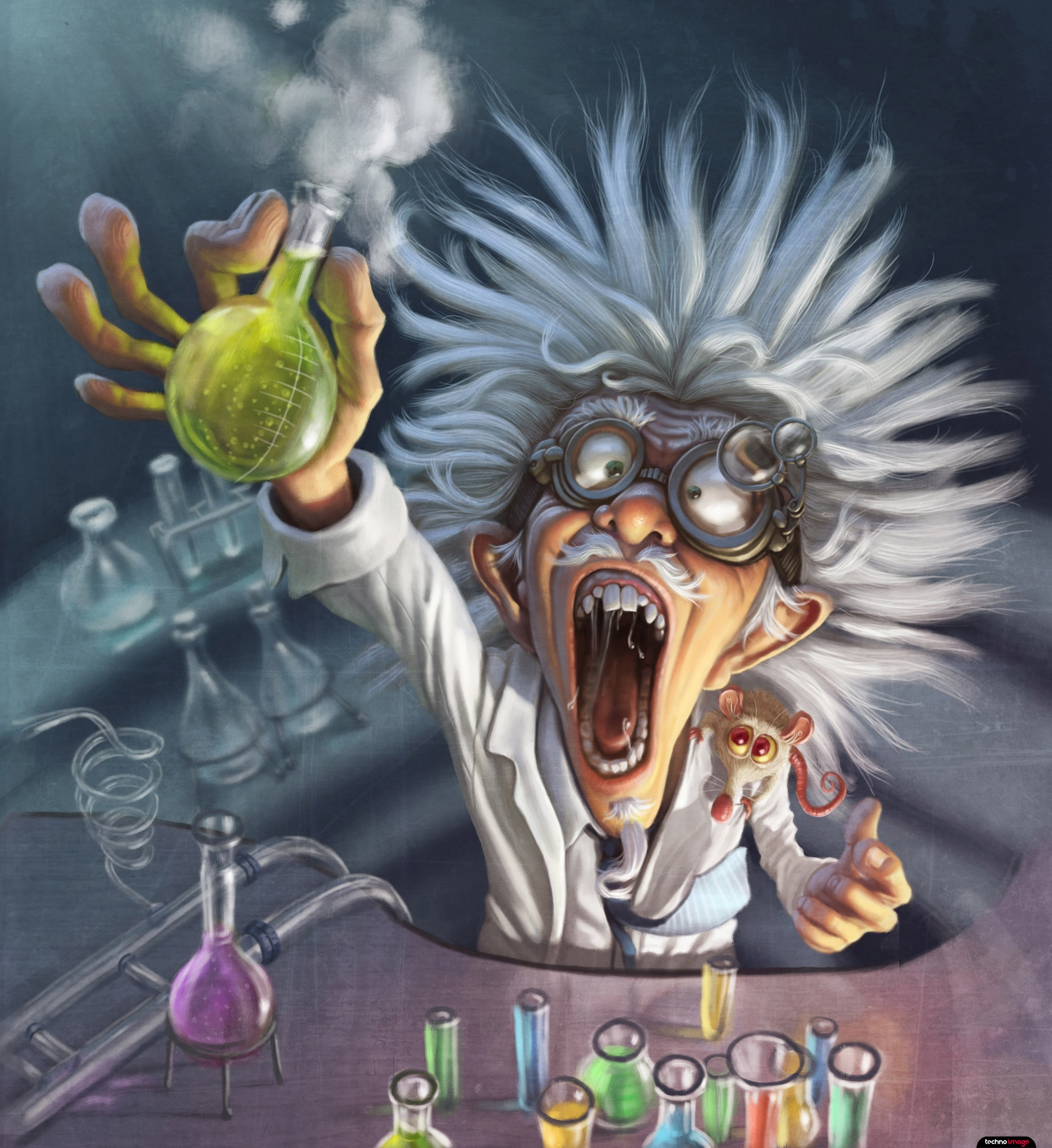 Mad Science | The Evil Wiki | Fandom