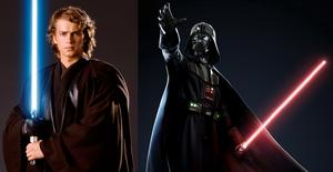 Anakin Skywalker aka Darth Vader