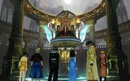 The SeeDs vs. Sorceress Ultimecia