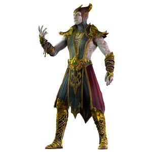 Lord Shinnok the Elder God of Darkness