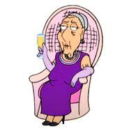 Aunt Marguerite Pewterschmidt