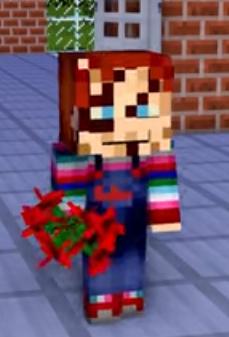 Chucky (Minecraft Monster School)