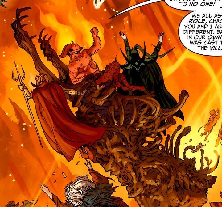 Kurios' Hell