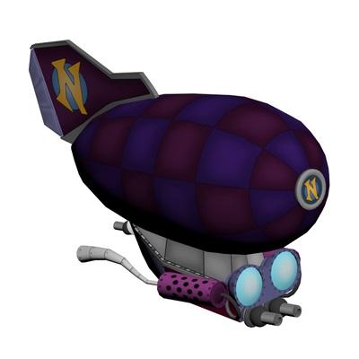 Cortex Airship