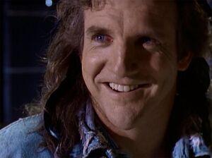 Randall Flagg evil grin