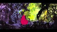 Sleeping Beauty Philip fights Maleficent