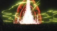 Destroyed Nightmare Castle
