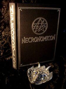 Necronomicon Text