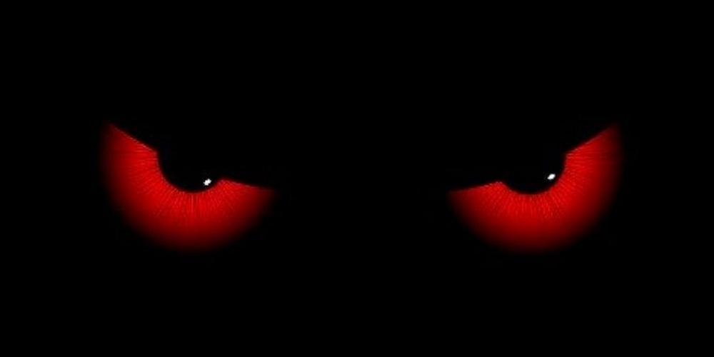 Evil Stare