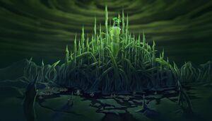 Queen Morgana's Ice Cave