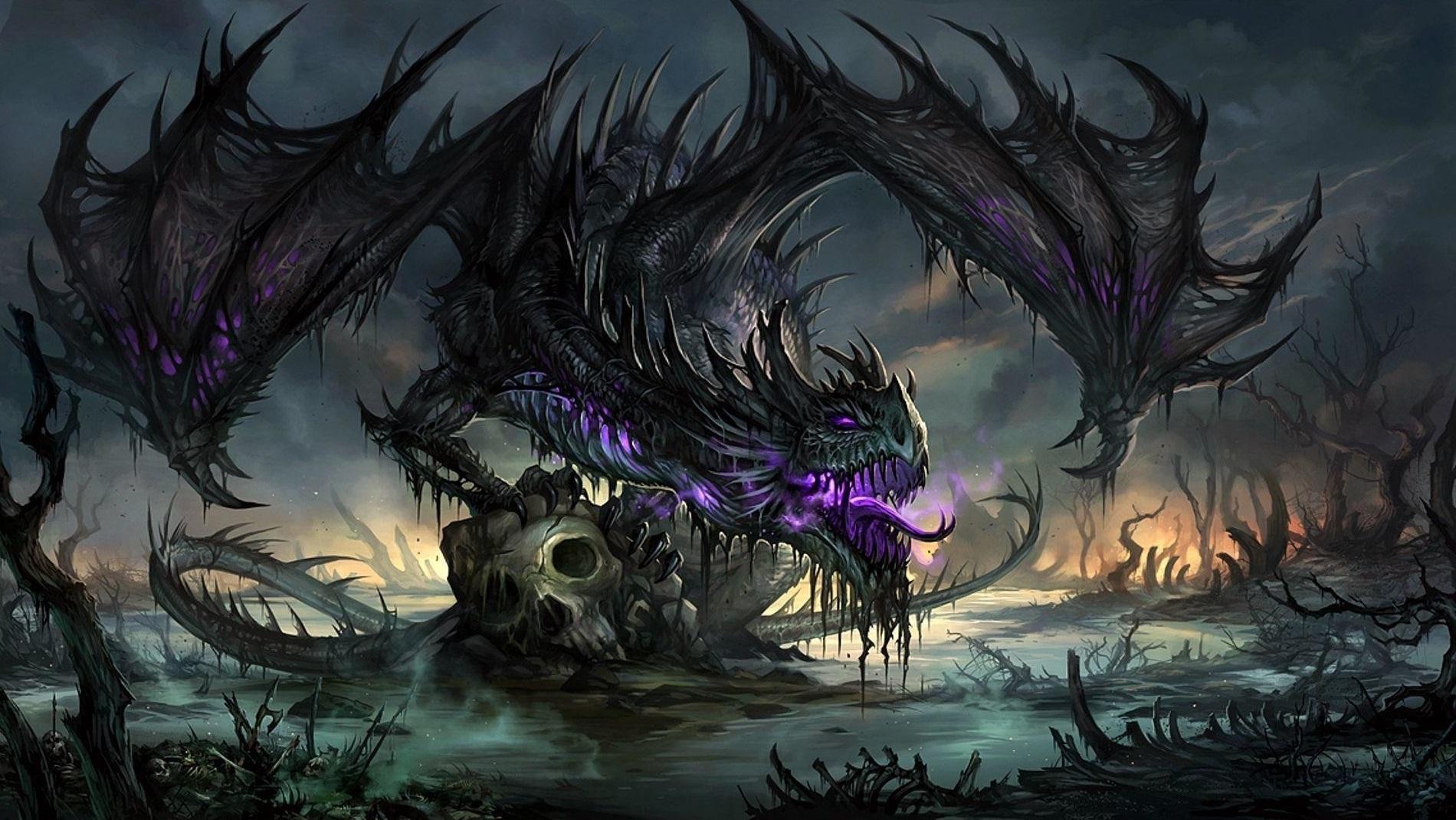 Malevolent Dragons